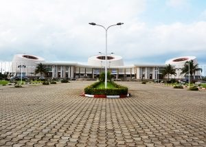 Congress Center of Cotonou, Benin